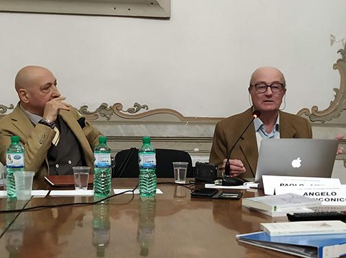 """Convegno nazionale , """" Psiche incoscia, Psiche cosciente"""", Napoli 12 ottobre 2019"""